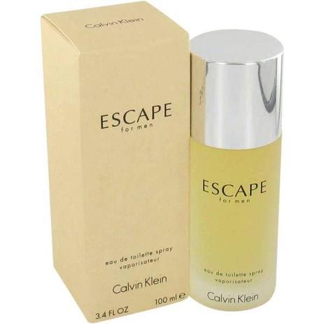 De Toilette Escape Eau Perfume Calvin Masculino Klein WH9DeIE2Y