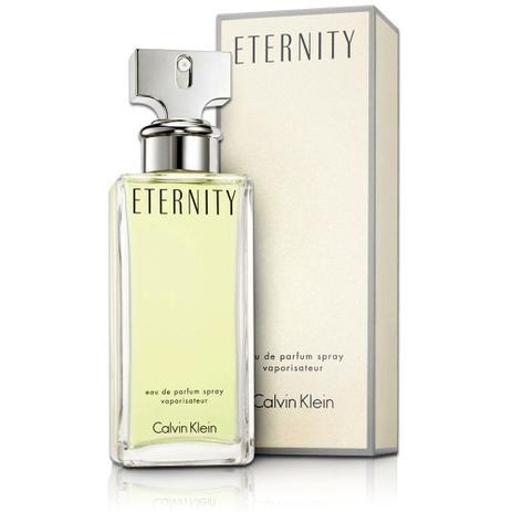 1b0d97fc14 Perfume eternity feminino eau de parfum 100ml calvin klein - Perfume ...