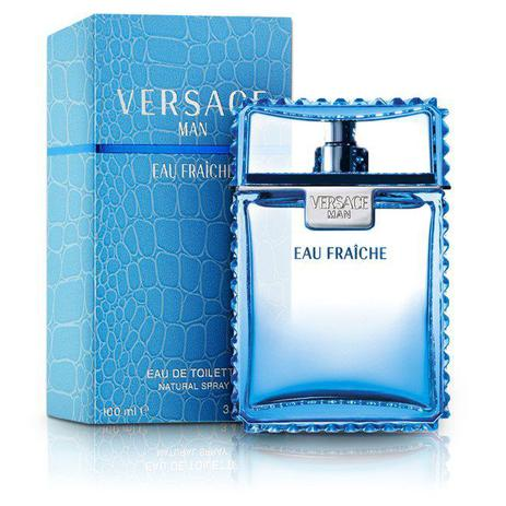 Perfume Masculino Versace Man Eau Fraîche Eau de Toilette 100ml