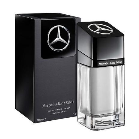 e9b8699889 Perfume Mercedes BENZ Select Masculino 100ML Eau de Toilette ...
