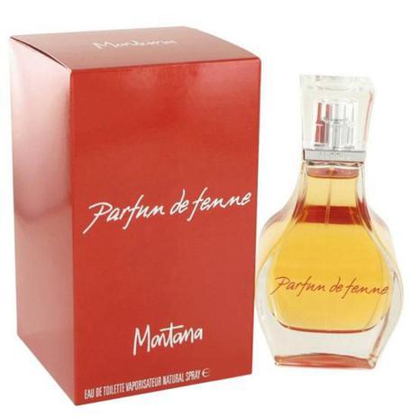 Imagem de Perfume Montana Parfum de Femme EDT F 50ML