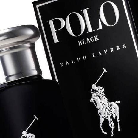 Perfume Ralph Lauren Polo Black Eau de Toilette - Masculino 125ml ... e559784313a