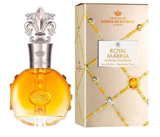 d6de3de2b Perfume Royal Marina Diamond EDP Feminino 50ml - Marina de bourbon ...