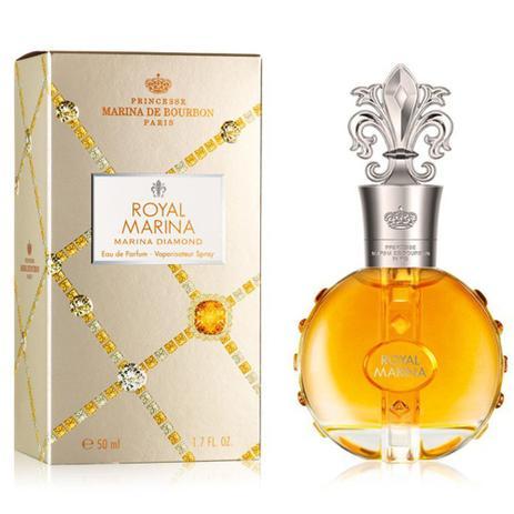 5d9b15daf Perfume Royal Marina Diamond Marina de Bourbon Eau de Toilette - Feminino  100ml