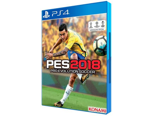 Imagem de PES 2018 para PS4