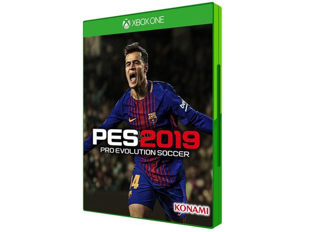 PES 2019 Pro Evolution Soccer para Xbox One - Konami