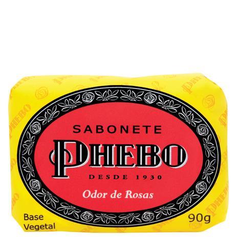 Imagem de Phebo Odor de Rosas - Sabonete em Barra 90g