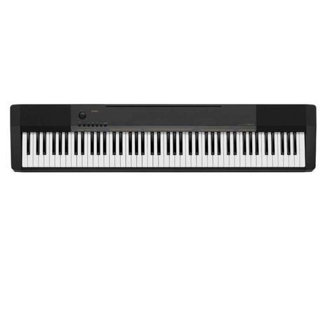 Imagem de Piano Digital Casio CDP 130BK MIDI Preto com 88 teclas