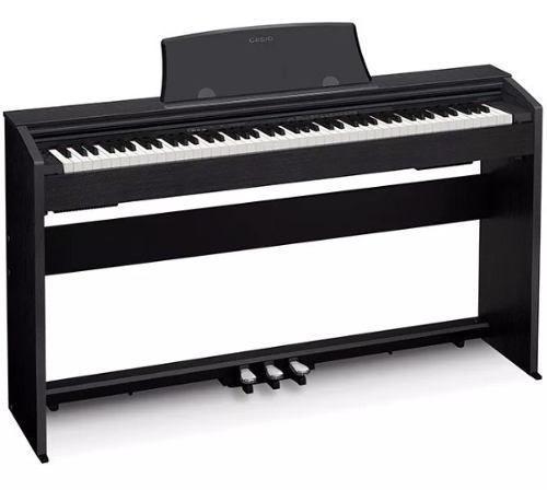 Imagem de Piano Digital Casio Px770 Preto 88 Teclas