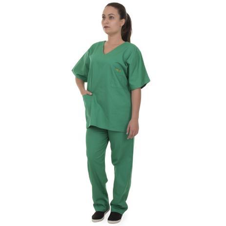baab99c9ca6 Pijama Cirurgico Verde - Artipé - Vestuário médico - Magazine Luiza