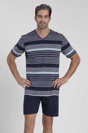 8935ded9d69bad Pijama Recco de Cotton Comfort e 100 - Recco man