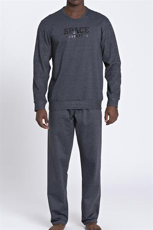 1becaed878c89c Pijama Recco de Moletinho Flanelado - Recco man