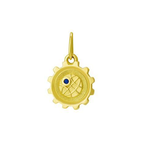 Pingente de Ouro 18k de Formatura com Símbolo de Economia pi17688 -  Joiasgold a58784a5d4