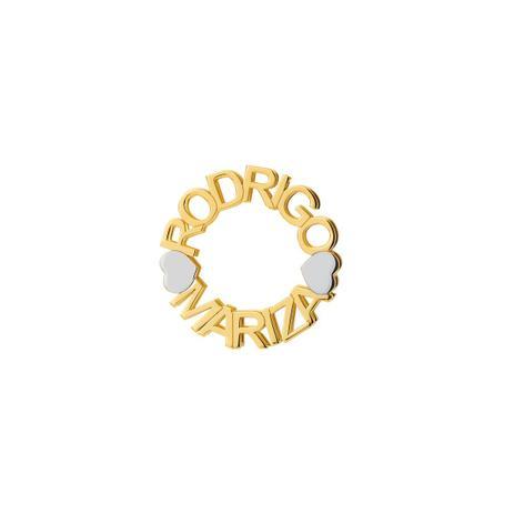 fb1e3c4d7bc93 Pingente de Ouro 18k Mandala Nome até 13 Letras pi18594 - Joiasgold ...