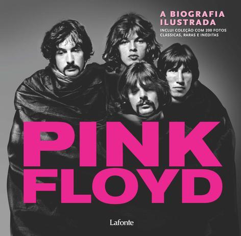 Imagem de Pink floyd - a biografia ilustrada