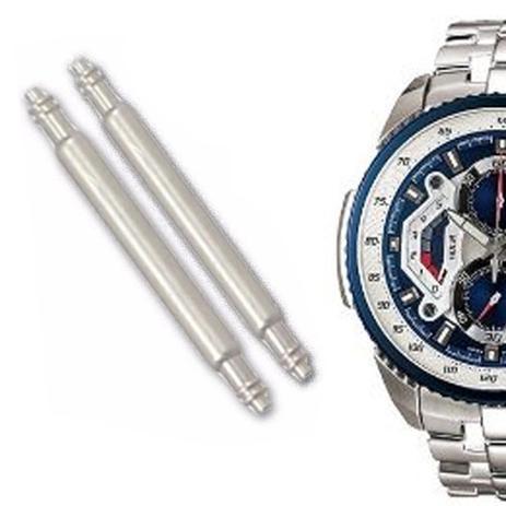 43986388d76 Pinos Para Pulseira de Relógio Casio Edifice EF-558 - Oficina dos relógios
