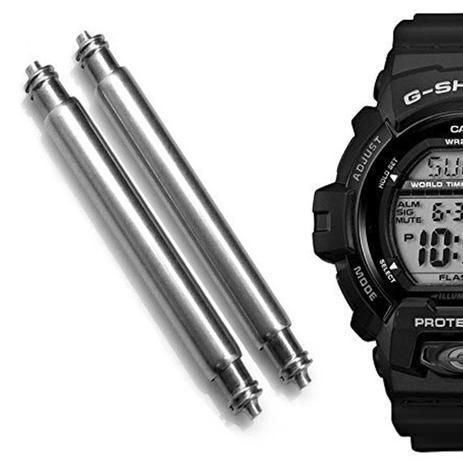 380b05dd24a Pinos Para Pulseira de Relógio Casio G-SHock G8900 - Oficina dos relógios