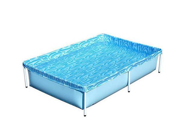 Piscina infantil retangular 1000 litros mor piscina e for Piscina 7 mil litros