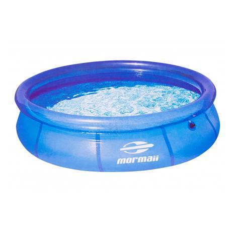 Piscina infl vel 2400 litros mormaii piscina for Piscina inflavel 8 mil litros