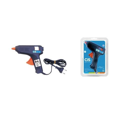 Imagem de Pistola para Cola 15w com Gatilho Pequena SM Bivolt - CIS