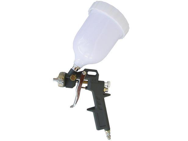 Pistola Pulverizadora para Pintura Intech Machine - P162 600ml