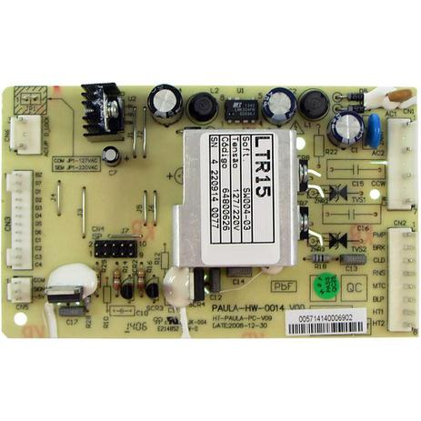 Imagem de Placa de Potência Lavadora Electrolux LTR15 Bivolt 64800626