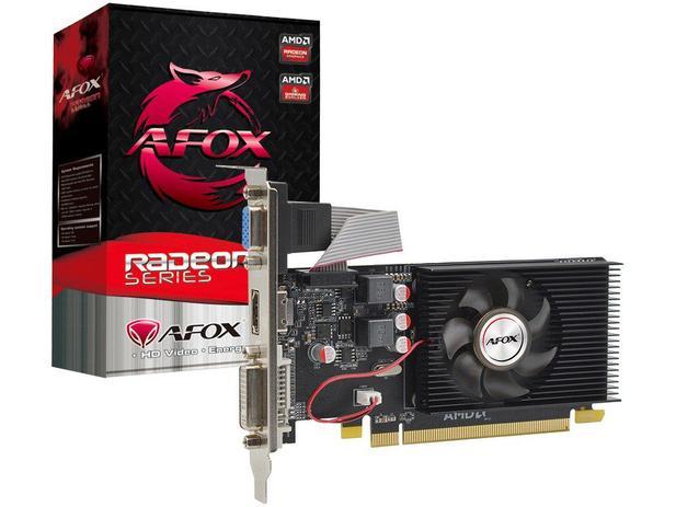 Imagem de Placa de Vídeo Afox Radeon R5 230 2GB