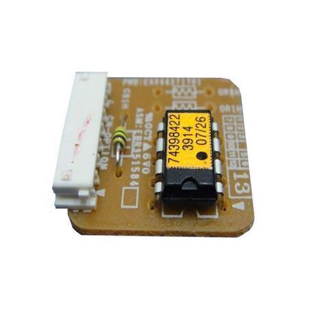 Imagem de Placa eletronica de potencia ar condicionado split lg 12000 btus ebr74398422