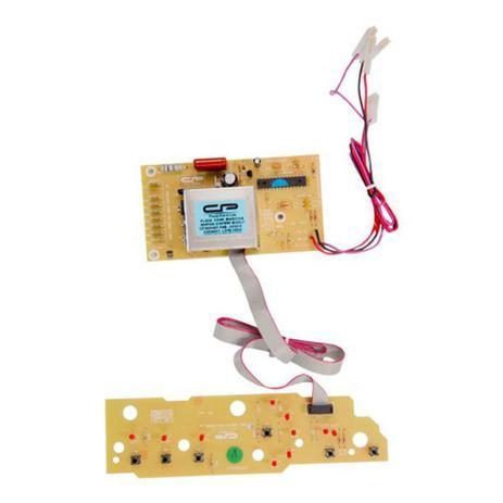 Imagem de Placa Eletrônica de Potência e Interface Compatível com Lavadora Brastemp LR BWG/C10A BWF09A - Bivolt