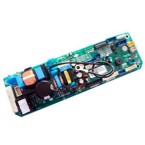 Imagem de Placa eletronica de potencia evaporadora ar condicionado split cassete lg 18 24 30 36 48 60 btus