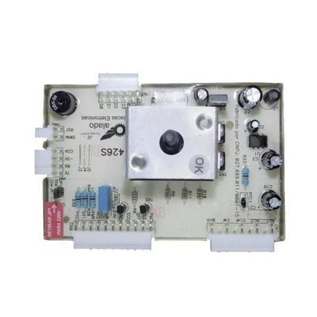 Imagem de Placa eletronica de potencia lavadora electrolux 9 kg 127v 220v 70202657 alado