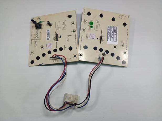 Imagem de Placa eletronica interface da lavadora electrolux  70200964