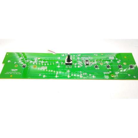 Imagem de Placa eletronica interface lavadora brastemp bivolt cp placas bwl11 v3 w10356413