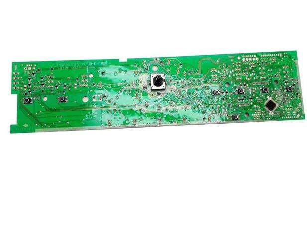 Imagem de Placa Eletrônica Interface Lavadora Brastemp Bivolt W10640425