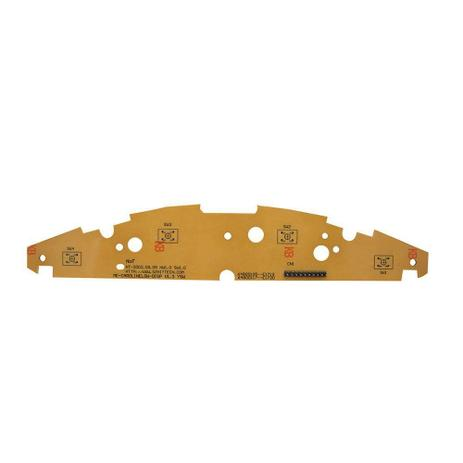 Imagem de Placa eletronica interface lavadora electrolux 127v 64800105