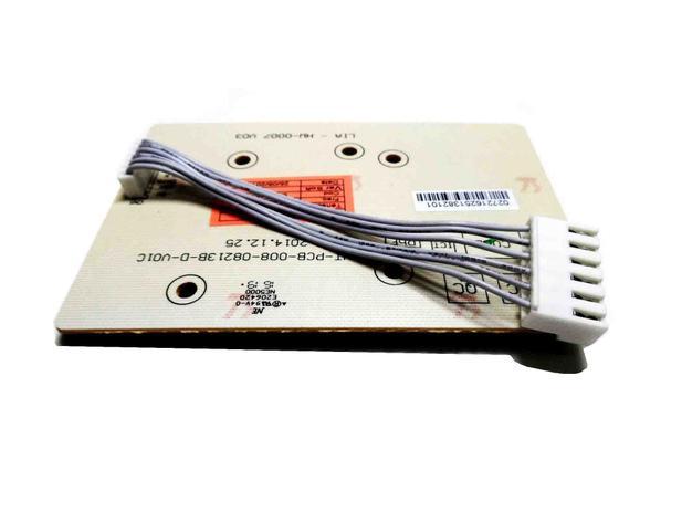 Imagem de Placa Eletrônica Interface Lavadora Electrolux  64503063