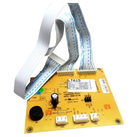Imagem de Placa Eletrônica Interface Lavadora Electrolux Bivolt 64800260