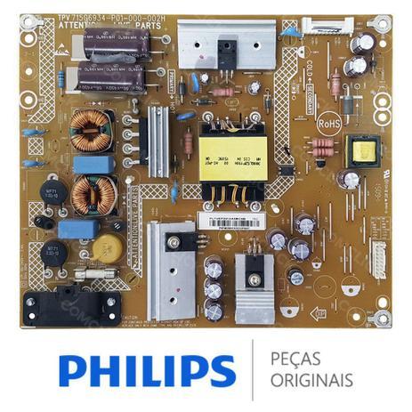 Imagem de Placa Fonte 715G6934-P01-000-002H para TV Philips 40PFG5000/78