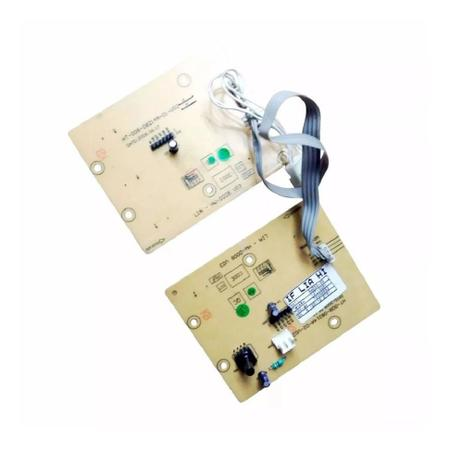 Imagem de Placa Interface para Lavadora Electrolux LB12Q/ LBT12  70200552 - Bivolt