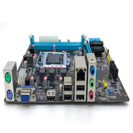 Imagem de Placa Mae Intel Lga 1155 Ddr3 Processadores Intel I3 I5 I7 Pyx One