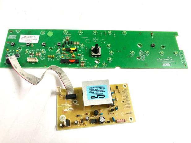 Imagem de Placa Potência e Interface Lavadora Brastemp  Bwl11 W10356413 Bivolt