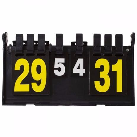 844582e900 Placar marcador de pontos para tenis de mesa voleyi basquete e futebol  multi esporte vira maleta - Faça resolva