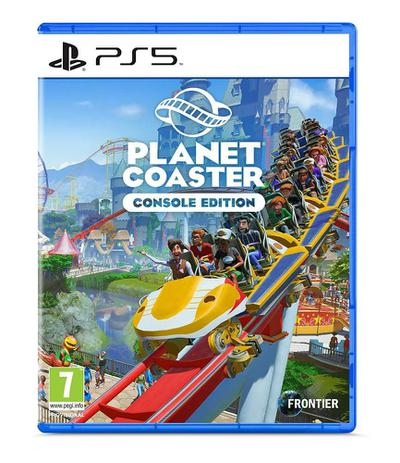 Imagem de Planet Coaster: Console Edition - PS5