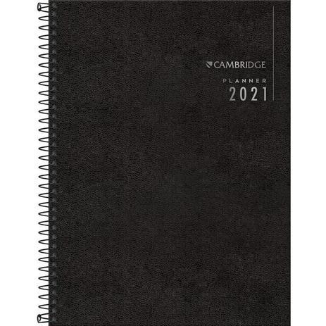 Imagem de Planner Executivo Espiral Cambridge 2021