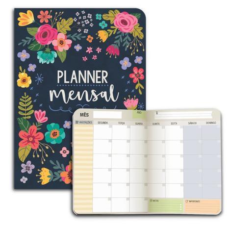 Imagem de Planner mensal caderno