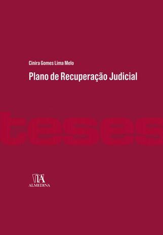 Imagem de Plano de recuperacao judicial - Almedina