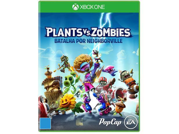 Plants Vs Zombies Batalha Por Neighborville Para Xbox One Popcap Jogos De Acao Magazine Luiza
