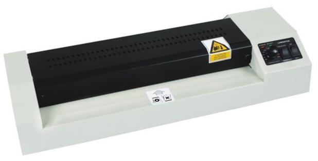 Imagem de PLASTIFICADORA e LAMINADORA A3 - 4 ROLOS - POTÊNCIA 620 W