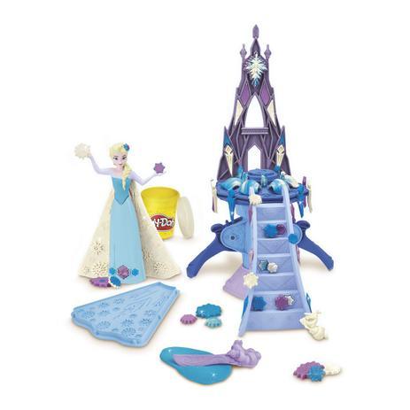 Imagem de Play Doh Frozen Kit Elsa - B5530 - Hasbro