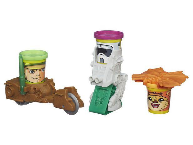 Imagem de Play Doh Missão Endor Hasbro